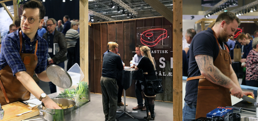 Fantastisk Food Expo